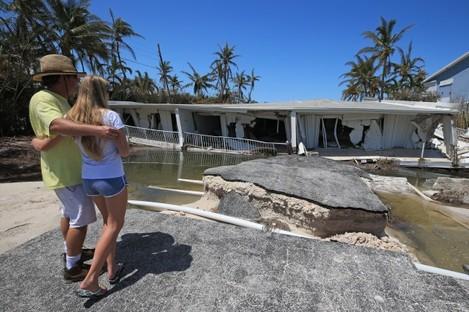 Hurricane Irma Aftermath - Florida