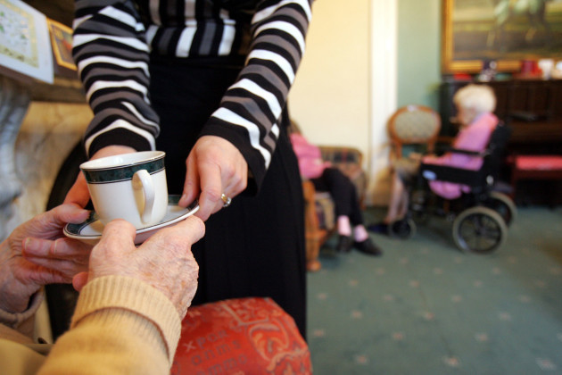 File Photo: DIGNITY. RESPECT. INDEPENDENCE. These are the top priorities for older people living in Irish nursing homes, according to a major research study which, for the first time, analysed the lived experiences of residents