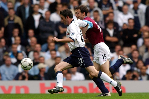 Soccer - FA Barclaycard Premiership - Tottenham Hotspur v West Ham United