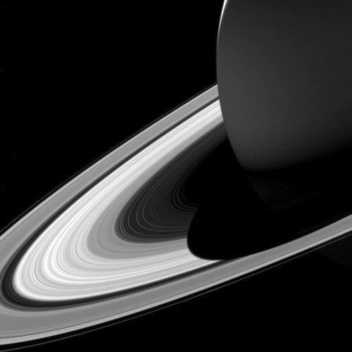 Space Saturn Cassini Finale