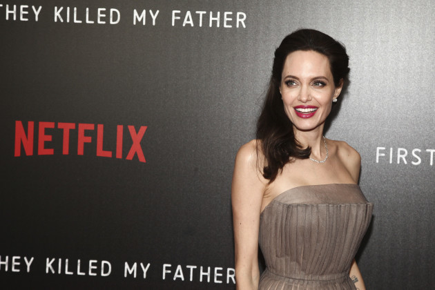 NY Special Screening of First They Killed My Father