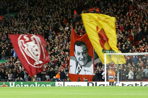 Soccer - UEFA Champions League - Group D - Liverpool v Olympique Marseille - Anfield