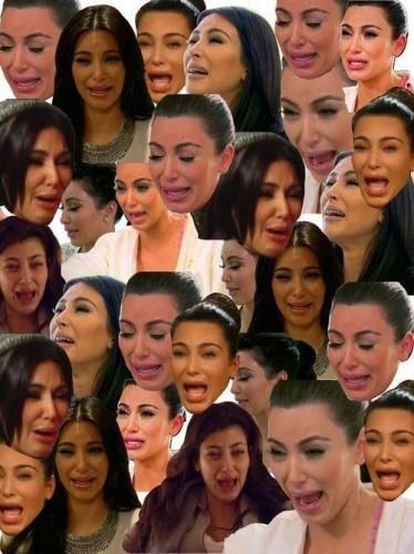 d6733bd1a2f897a3f9c6b3dc9fc3e523--kim-kardashian-cry-face-kim-kardashian-meme