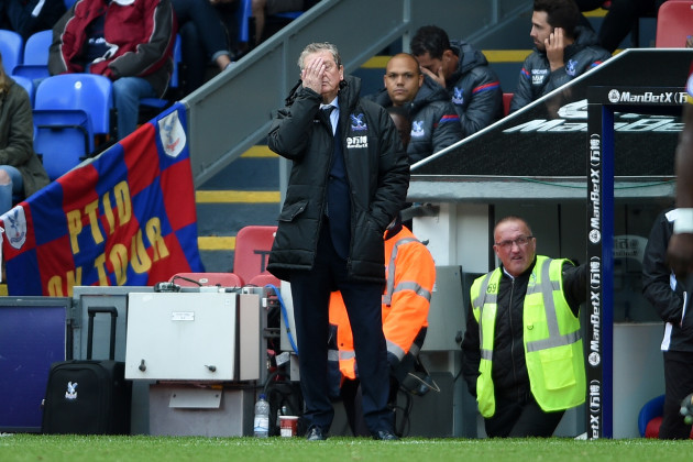 Crystal Palace v Southampton - Premier League - Selhurst Park