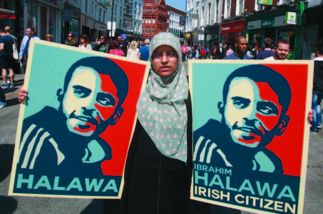 File Photo Verdict in Ibrahim Halawa trial in Egypt expected today