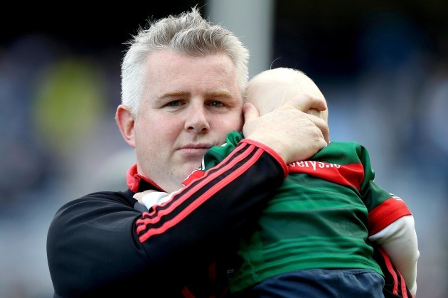 Stephen Rochford after the game
