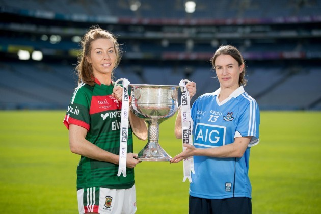 Sarah Tierney and Sinead Ahearne