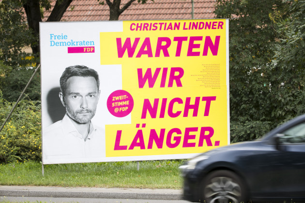 Germany: German Federal Elections - Election Posters