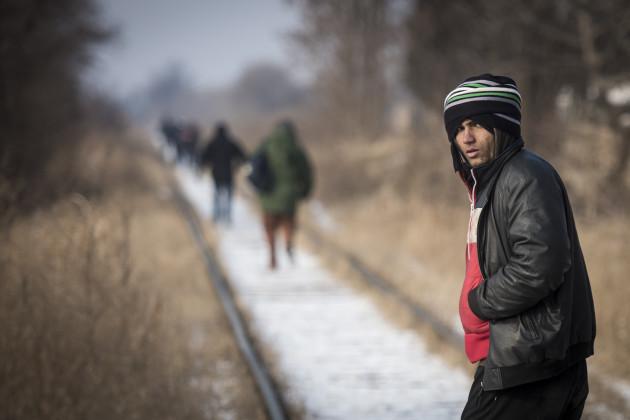 Refugees Border