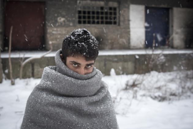 Refugees Belgrade