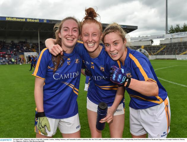 Meath v Tipperary - TG4 Ladies Football All-Ireland Intermediate Championship Semi-Final