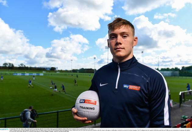 Sky Sports GAA Grassroots Launch
