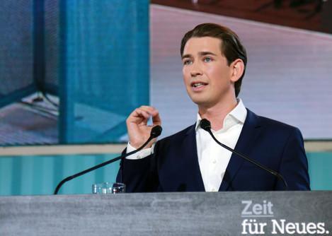 AUSTRIA-LINZ-PEOPLE'S PARTY-LEADERSHIP