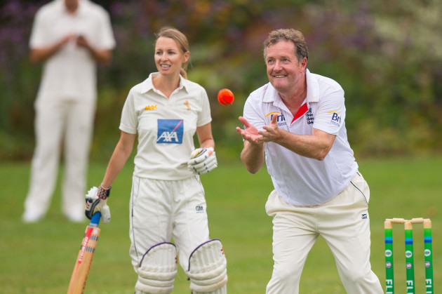 Ambassador's cricket match