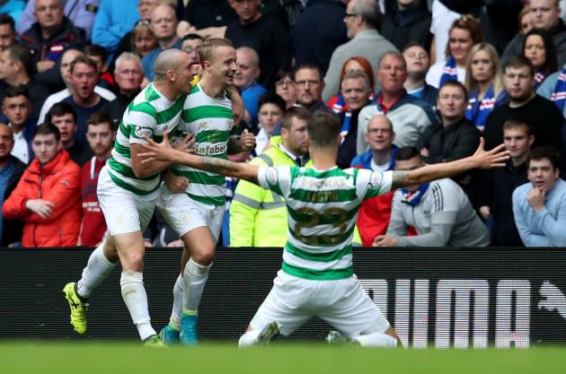 Rangers v Celtic - Ladbrokes Scottish Premiership - Ibrox