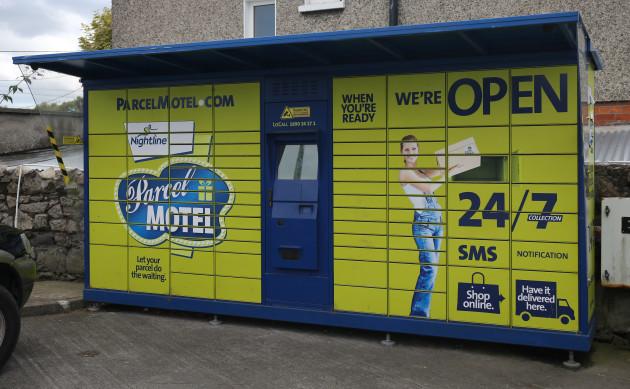 Parcel Motel stock