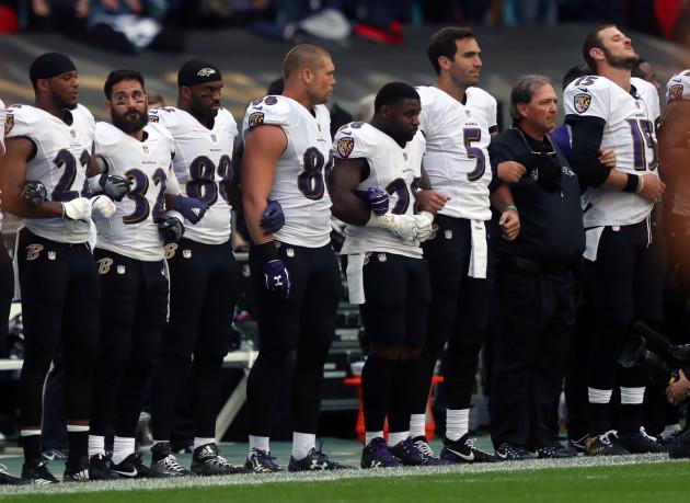 Jacksonville Jaguars v Baltimore Ravens - NFL International Series - Wembley Stadium