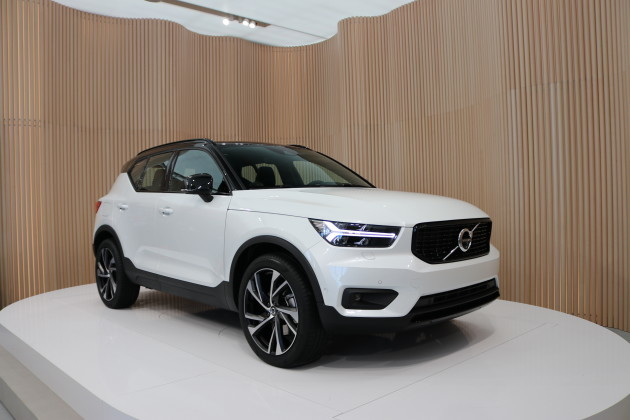 the all new volvo xc40 is out to compete with audi and bmw. Black Bedroom Furniture Sets. Home Design Ideas
