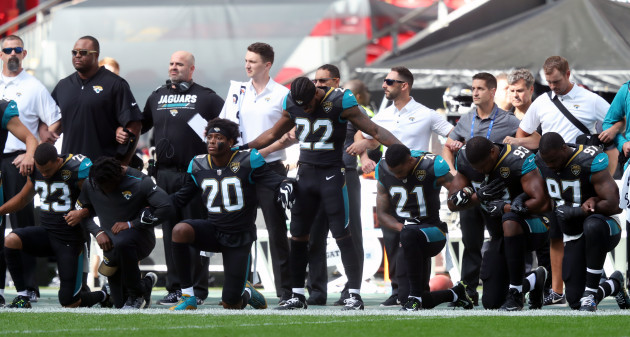 Jacksonville Jaguars v Baltimore Ravens File Photo