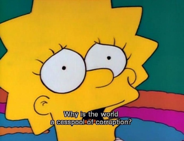 11 times Lisa Simpson was the hero every woman deserves ...  11 times Lisa S...