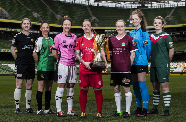Continental Tyres Women's National League Launch