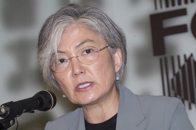 SOUTH KOREA-SEOUL-FOREIGN MINISTER-PENINSULA