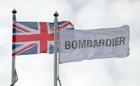 Bombardier trade dispute