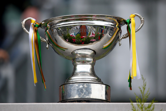A general view of the Christy Ring Cup
