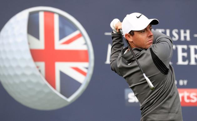 British Masters - Pro-Am - Close House Golf Club