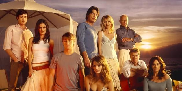 'The OC' TV Programme - Season 3 - 2005