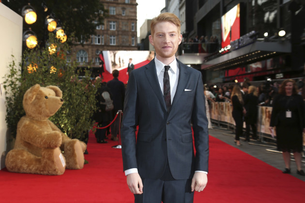 Britain Goodbye Christopher Robin World Premiere