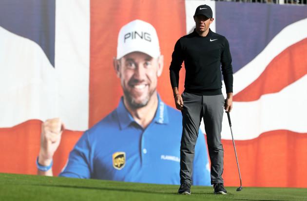 British Masters - Day One - Close House Golf Club