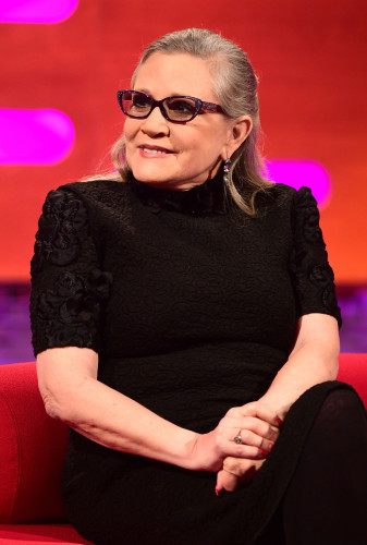 Last Carrie Fisher interview