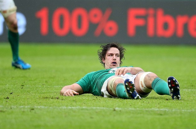 Mike McCarthy down injured