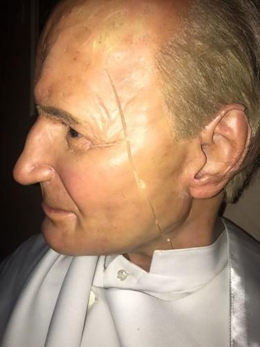 Pope John Paul Damage 3
