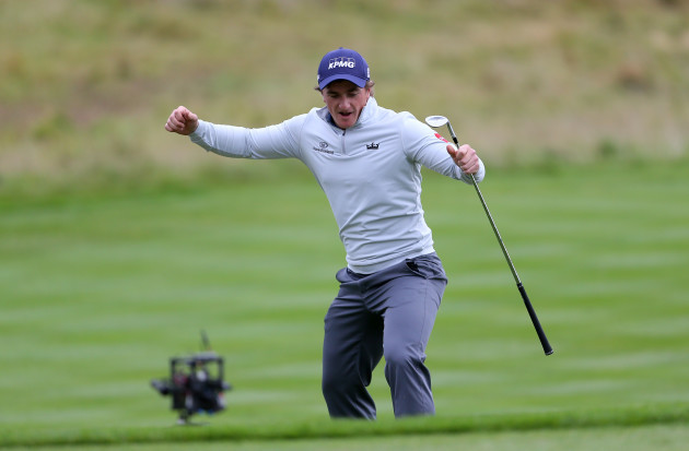 British Masters - Day Four - Close House Golf Club