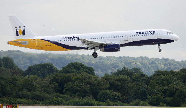 Monarch airlines deal