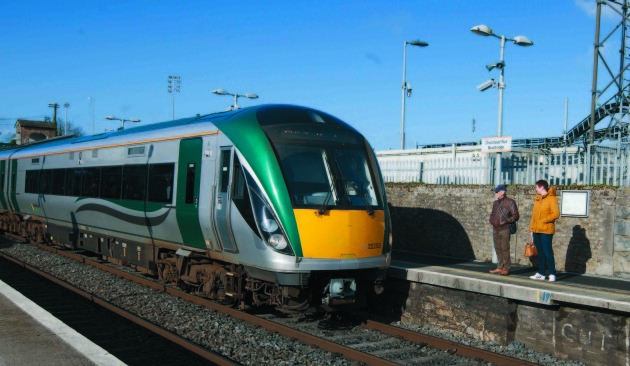 File pics WORKERS AT IRISH Irish Rail have rejected cost cutting proposals put forward by the Labour Relations Commission aimed at resolving a dispute between the union and the company.