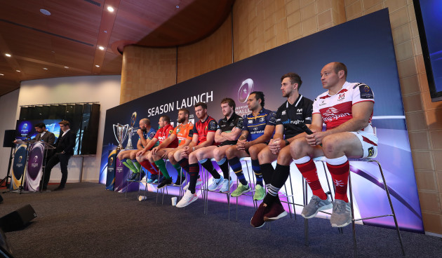 2017/2018 EPCR European Rugby Champions Cup  European Rugby Challenge Cup Launch