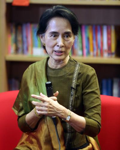 Burma's Muslim Rohingya people treatment