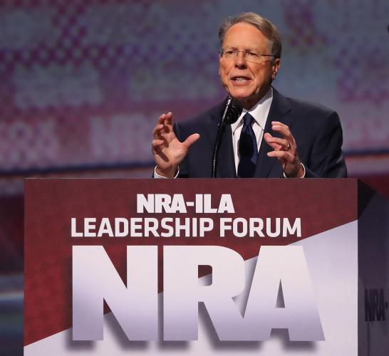 NRA Convention - Atlanta