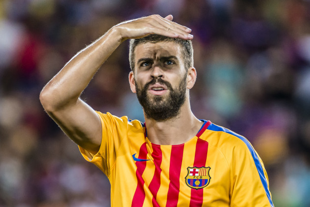 FC Barcelona 1:3 Real Madrid - Spanish Super Cup 2017