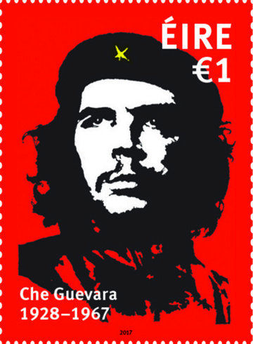 50th Anniversary  Che Guevara stamp 1200_€1