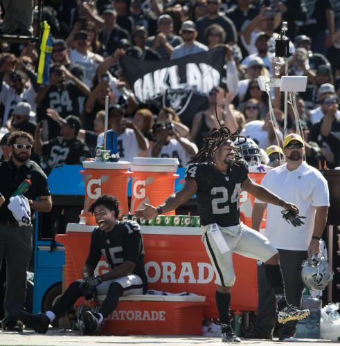 Raiders vs. Jets