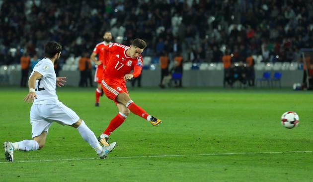 Georgia v Wales - 2018 FIFA World Cup Qualifying - Group D - Boris Paichadze Dinamo Arena