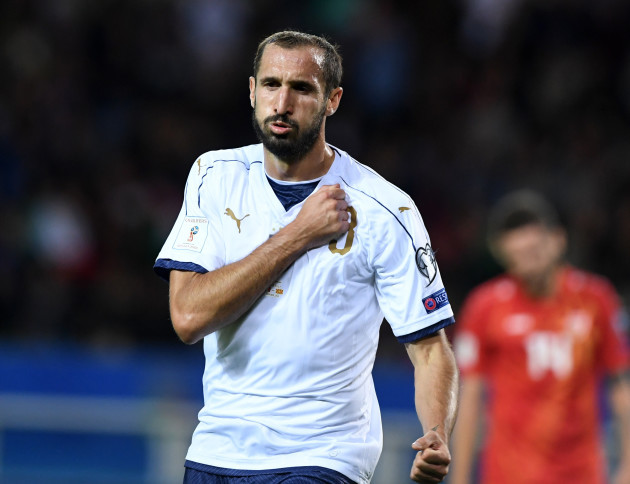 (SP)ITALY-TURIN-SOCCER-FIFA WORLD CUP QUALIFIER-ITA VS MKD