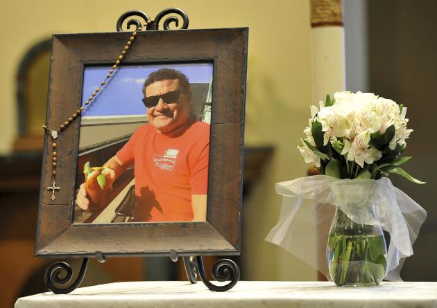 Las Vegas Shooting Funerals