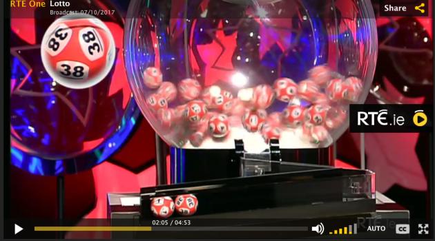 Lotto 7.10.17