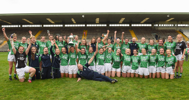 Derry v Fermanagh - TG4 Ladies Football All-Ireland Junior Championship Final Replay