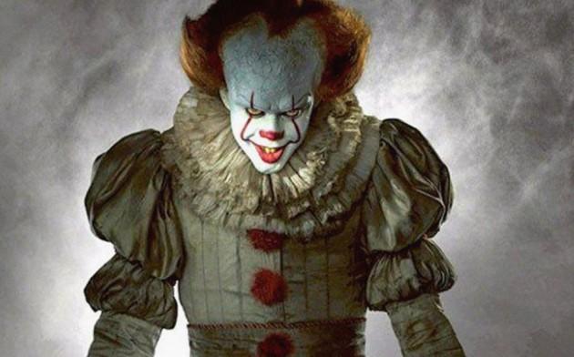 clown horror movie 2017